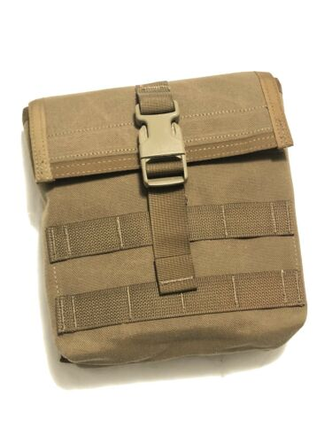 SPECTER GEAR 427 COYOTE USMC MOLLE 200 RND SAW OPERATOR POUCH AMMO US MILITARY