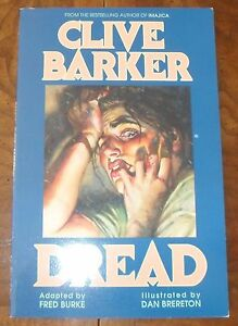 Dread-by-Clive-Barker-TPB-Eclipse-Books-1992-Dan-Brereton-Art-VF-1st-Print