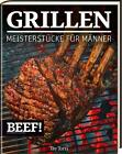Beef! - Grillen (2015, Gebundene Ausgabe)