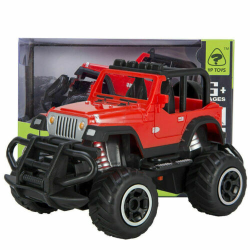 4CH Mini RC Truck Kids Toys Remote Control Off-Road Jeep Model Toy Car