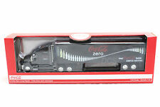 MOTOR CITY CLASSICS  COCA-COLA ZERO LONG HAULER BLACK 1/64 CAR 434617