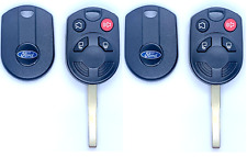 X2 Ford Remote Key Shell Case Fob 31 Button Escape Focus Transit 13 17 A Fits Ford