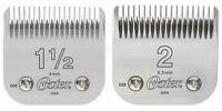 Oster 76 combo Buy Detachable Clipper Replacement Blades (size 1.5 & Size 2)