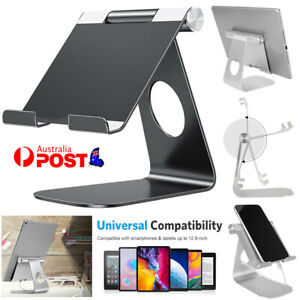 For-iPad-Air-Mini-iPhone-Adjustable-Aluminium-Stand-Holder-Tablet-Read-Mount