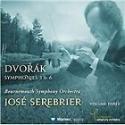 Antonin Dvorak - Dvorák: Symphonies Nos. 3 & 6 (2012)