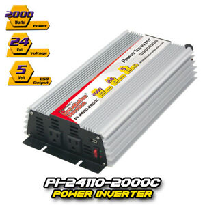 DC-to-AC-Power-Inverter-Continuous-Power-2000-Watts-24-Volts-PI-24110-2000C