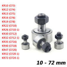 Cam Follower Needle Roller Stud Track Bearings 10 72mm Kr10cf3 Kr72cf24 1