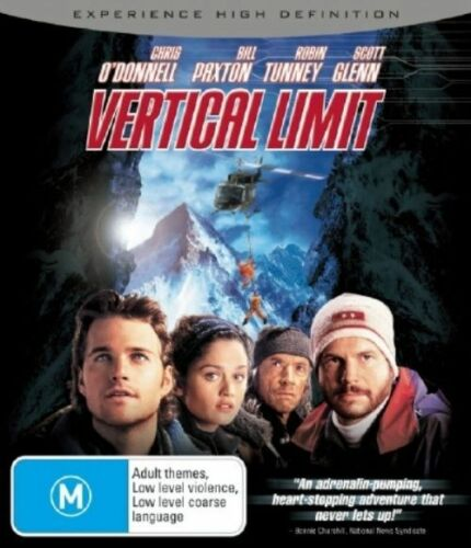 1 of 1 - Vertical Limit - Blu-ray - NEW+SEALED - fast free post