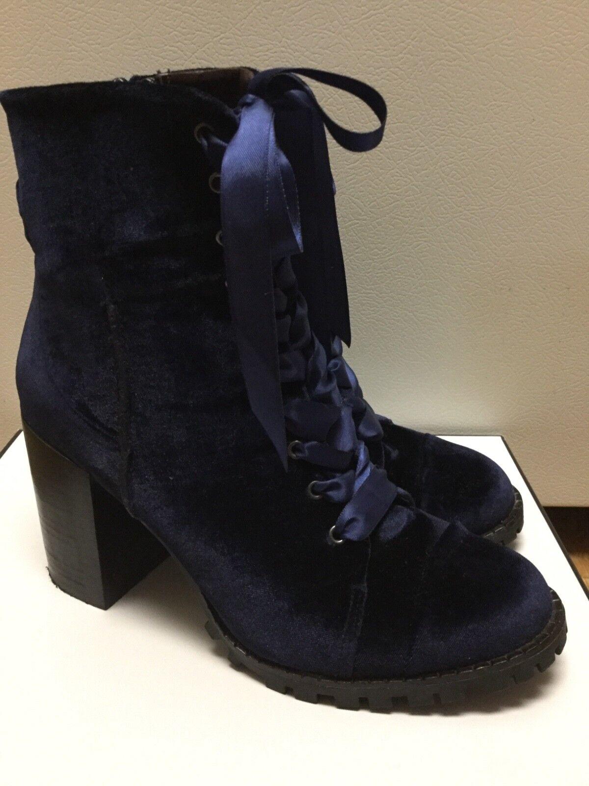 Report signature womens velvet boots