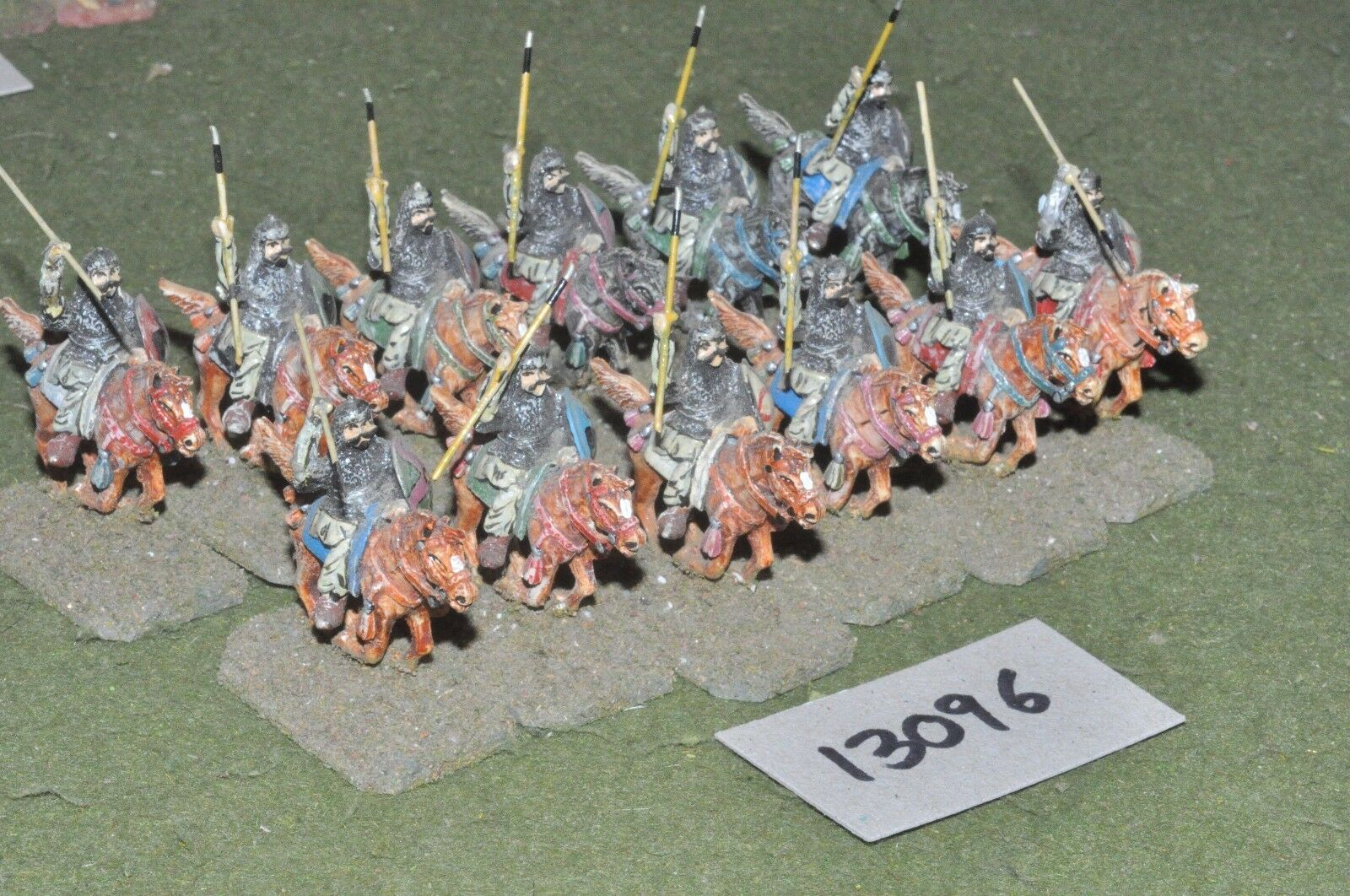 25mm renaissance   polnisch - kavallerie 12 kavallerie - cav (13096)