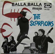 "The SCORPIONS Balla Balla 1965 DUTCH ORG Mod BEAT 7"" Manchester 45"