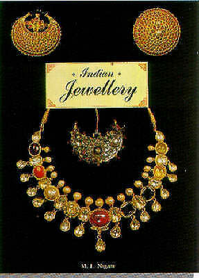 Indian Jewellery, M.L. Nigam, Used; Good Book