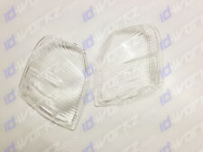 TOYOTA STARLET GLANZA V EP91 CLEAR INDICATOR LENSES - LEFT + RIGHT