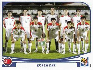 Panini WM 2010 Deutsche Nationalmannschaft 10 Sticker aus fast allen aussuchen