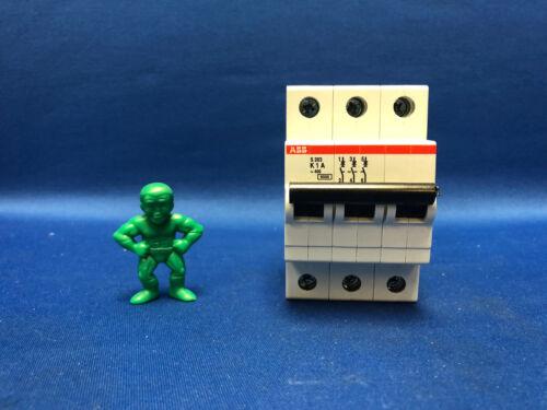 ABB 2CDS 253 001 R0217 S203-K1 Molded Case Circuit Breaker