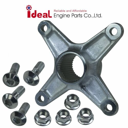 Rear Wheel Axle Collar Sprocket Hub Bolts Nuts for Raptor 125 11~13