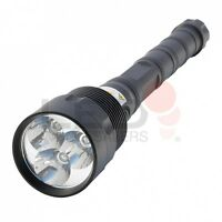 9-watt Powerful Led Ultra Violet Professional Blacklight Flashlight 380-385nm Uv