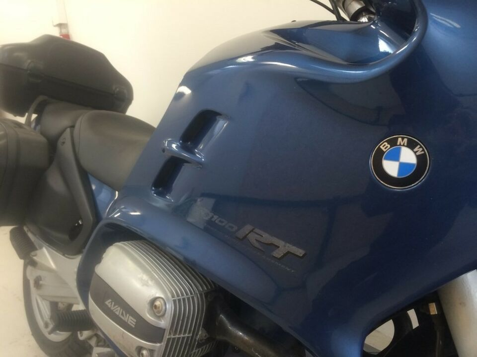 BMW, R 1100 RT, 1100