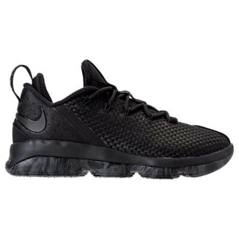 Nike Lebron XIV Low Black 878636-002 Size 11 US