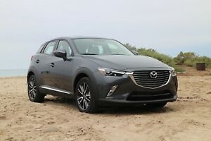 2016 Mazda CX3 In Brand New Condition-Only 70,000KM/AWD