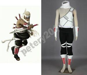 Image is loading NARUTO-Killer-B-Bee-Cosplay-Costume-Halloween-Cos-