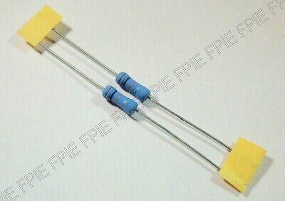10 Piece Lot 294-20-RC 20 Ohm 1 Watt 5/% Carbon Film Resistor