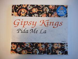 GIPSY KINGS : PIDA ME LA [ CD-MAXI PORT GRATUIT ]