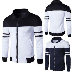 AU-STOCK-Men-039-s-Outwear-Sweater-Hoodie-Warm-Coat-Jacket-Hooded-Sweatshirt-Tops