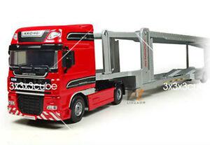 Modèle Red 1 Diecast 50 Model Transporter Autotransporter Car 16 Kdw 41cm Truck ttrxOw4