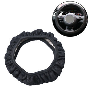 EG-UNIVERSAL-ANTISKID-CAR-TRUCK-AUTO-SOFT-STEERING-WHEEL-GLOVE-COVER-TOOL-KIND