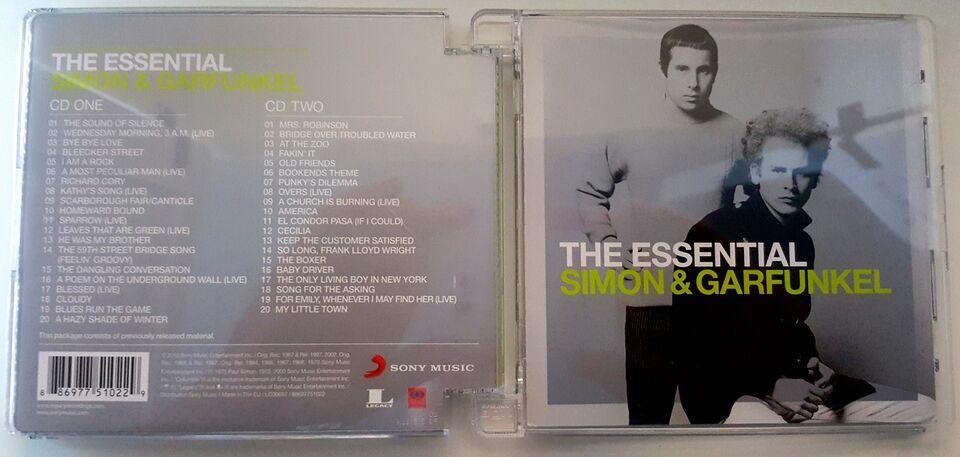 Simon & Garfunkel: The Essential, pop