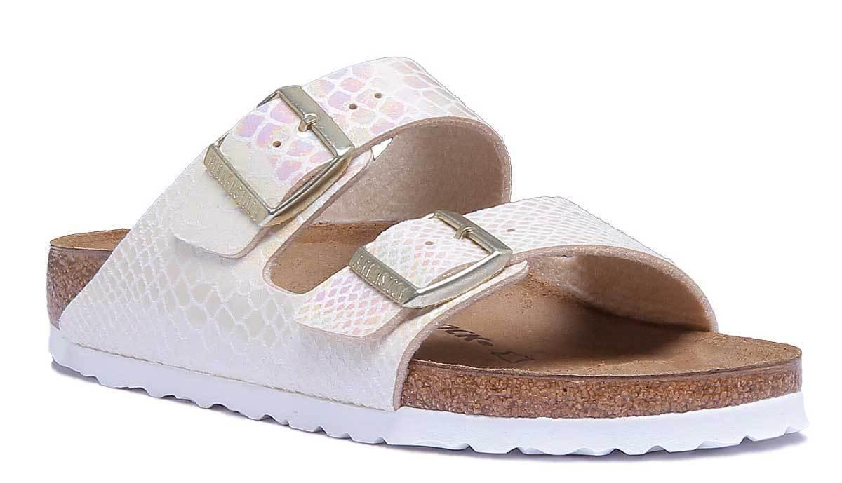 Birkenstock GIZEH BIRKO FLOR calzature-Stone NUBUCK Linea donna sandali calzature-Stone FLOR Tutte Le Taglie ea65f8