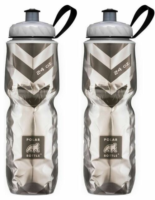 WATER BOTTLE POLAR INSULATED TEXAS STATE FLAG 24 OZ