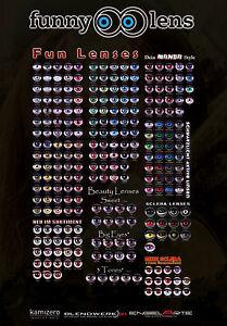 farbige crazy kontaktlinsen mit beh lter f r halloween und. Black Bedroom Furniture Sets. Home Design Ideas