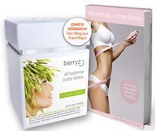 Detox Tee 100g berryz + GRATIS Hörbuch Download + Für Diät & Entschlackungskur