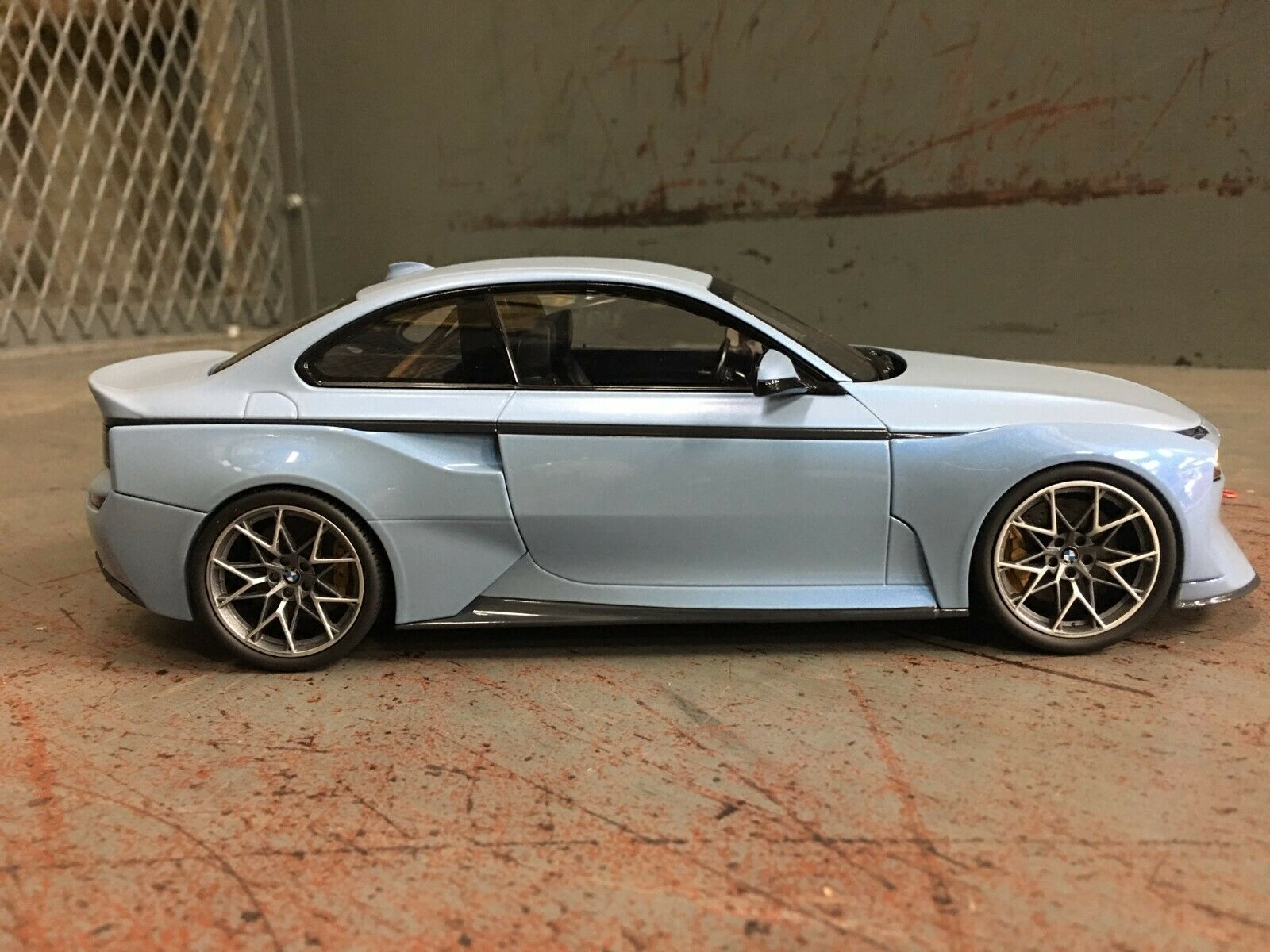 BMW 2002 1 18 Homage M2 Diecast Miniature Model by Norev OEM 80432454780