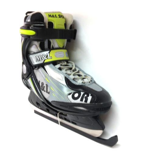 M/&L Sport A 9.2 Eislaufschlittschuhe Schlittschuhe Semisoft Unisex Gr 40
