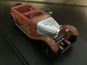 Abc Brianza 331 - Bugatti T44 oncle Gino Ch.n.44477 Ghia 1929 1/43
