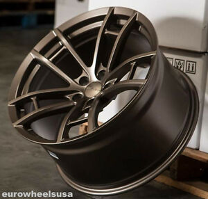 20-034-M392-20x9-5-20x11-Bronze-Wheels-For-2017-Dodge-Charger-Scatpack-Rims-set-4