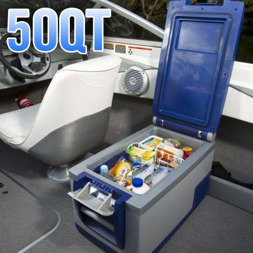 ARB 50 Quart 47 Litre Fridge Freezer 10800472 12v 24v 110v overland boat jeep