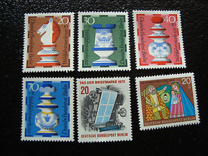 Germany-Berlin-Stamp-Yvert-and-Tellier-N-400-A-405-N-A1-Stamp-Germany