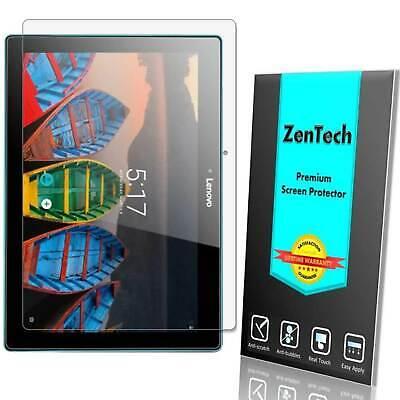 2X ZenTech Clear Screen Protector Guard Shield Armor Film For RCA 10 Viking Pro