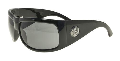 Brillante Lenti Flys Sole Da Black Fly Nuovo Occhiali Polarizzati Fumè Coca Nero 8v4USq5