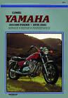Yamaha XS1100 Fours, 1978-81: Clymer Workshop Manual by E. Scott (Paperback, 1982)