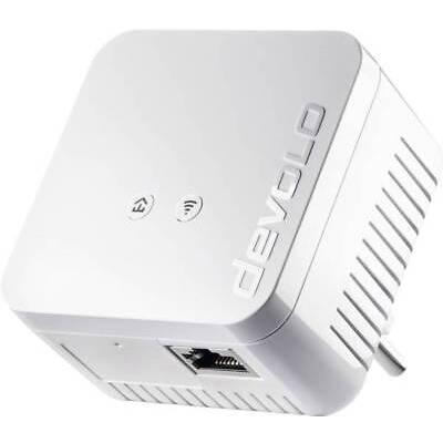 Devolo dLAN® 550 WiFi Powerline WLAN Einzel Adapter 500 MBit/s