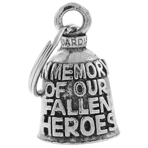Military Motorcycle Gremlin Bell Fallen Heroes Guardian Bell