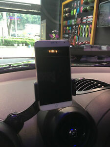 Car Mount Cradle Holder Stand For Mobile Smart Cell Phone