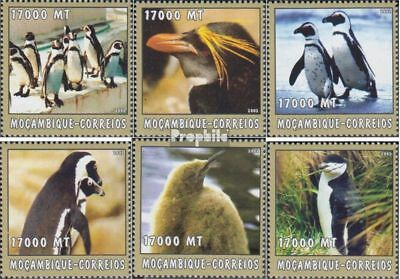 Mozambique 2668-2673 Unmounted Mint Animal Kingdom Topical Stamps Never Hinged 2002 World Of Marine Catalogues Will Be Sent Upon Request