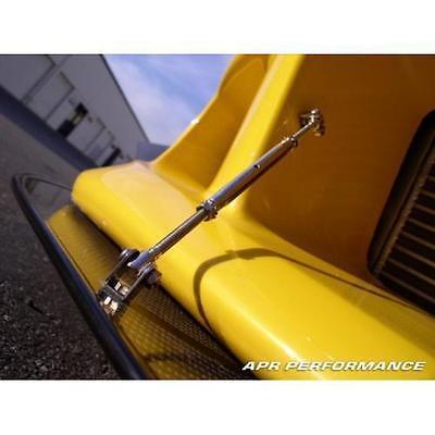 "APR Performance Universal Stainless Steel 10mm Wind Splitter Rod 8.25/"" to 10.75/"""
