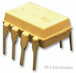 AVAGO-TECHNOLOGIES-HCPL-7510-000E-Ic-Isolation-Amp-100KHZ-DIP-8